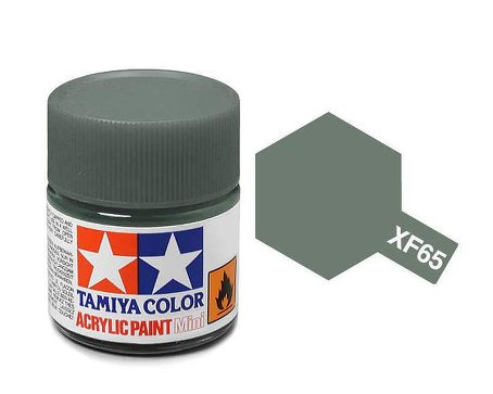 Tamiya XF65 Acrylic 10ml Field Grey