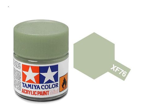 Tamiya XF76 Acrylic 10ml Grey Green (IJN
