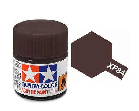 Tamiya XF84 Acrylic 10ml Dark Iron