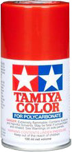 Ps-60 Polycarb Spray Bright Mica Red