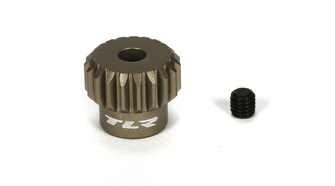 Team Losi Pinion Gear 19T, 48P AL