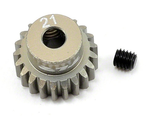 Team Losi Pinion Gear 21T 48P AL