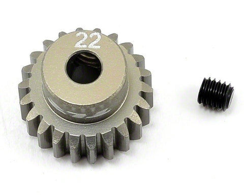 Team Losi Pinion Gear 22T, 48P AL