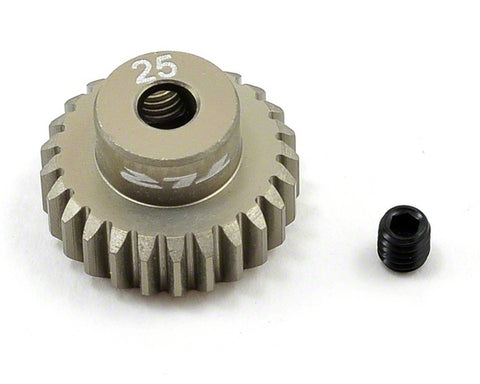 Team Losi Pinion Gear 25T, 48P AL