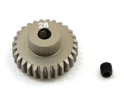 Team Losi Pinion Gear 28T, 48P AL