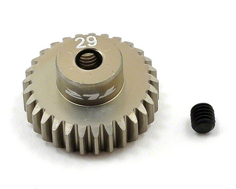 Team Losi Pinion Gear 29T, 48P AL