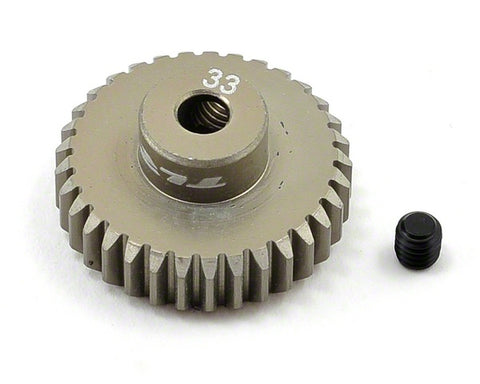 Team Losi Pinion Gear 33T, 48P AL