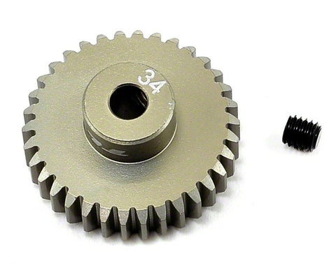Team Losi Pinion Gear 34T, 48P AL