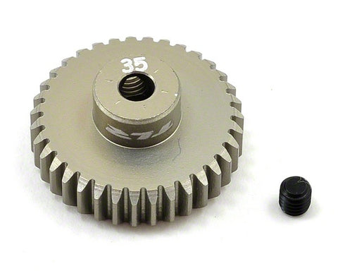Team Losi Pinion Gear 35T, 48P AL
