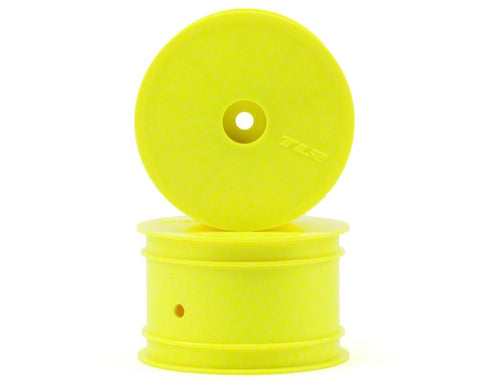 1/10 Rear Wheel, Yellow (2):22