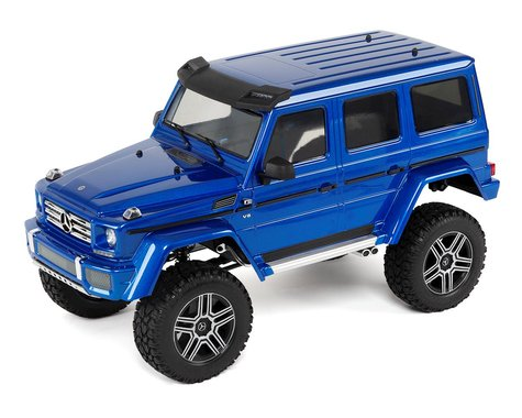 Traxxas Mercedes Benz G500 TRX-4 4WD Electric Trail Truck RTR