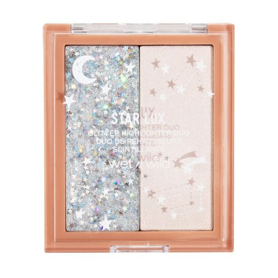 WNW Star Lux Glitter Highlighter Duo - Edición Limitada