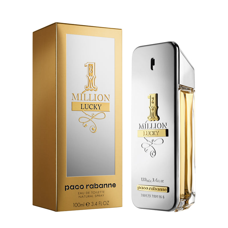 PACO RABANNE 1 MILLION LUCKY MEN EDT