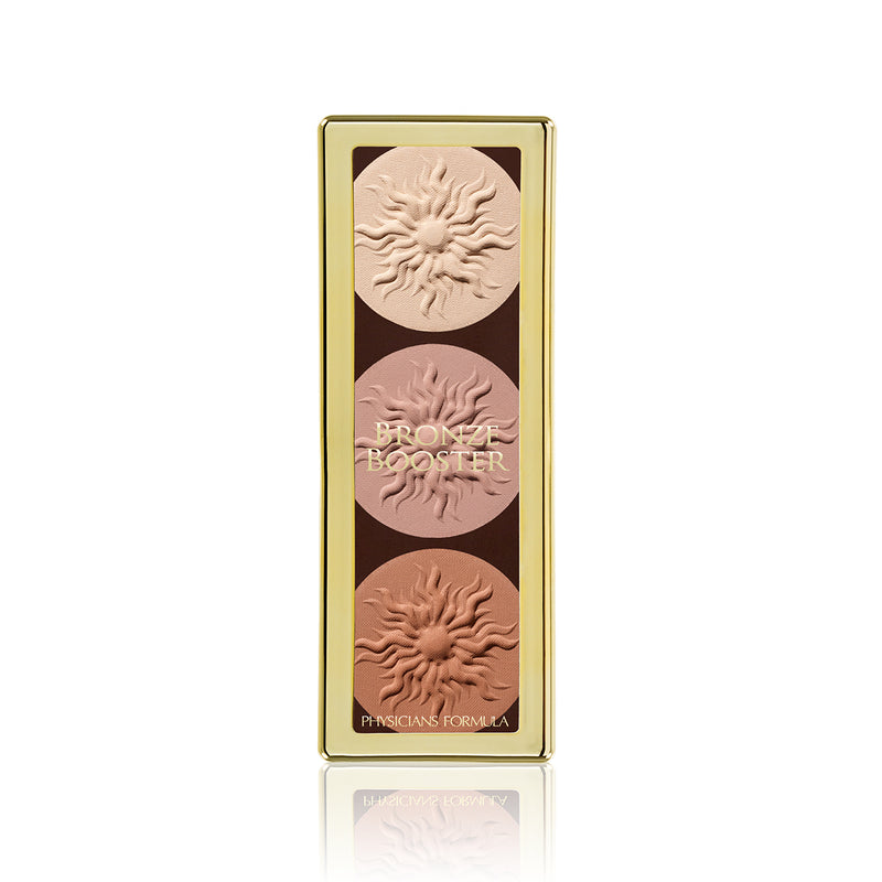 PHF Bronze Booster Glow-Boosting Strobe and Contour Palette