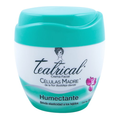 Teatrical Crema Facial Humectante