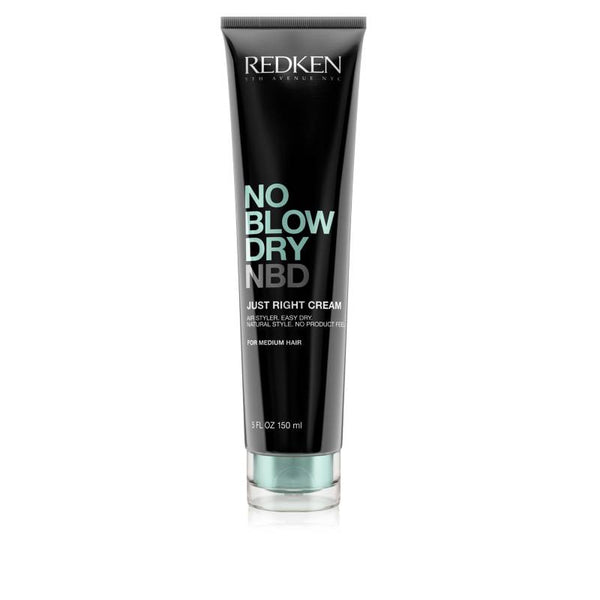 Redken No Blow Dry Just Right Cream 150 ml