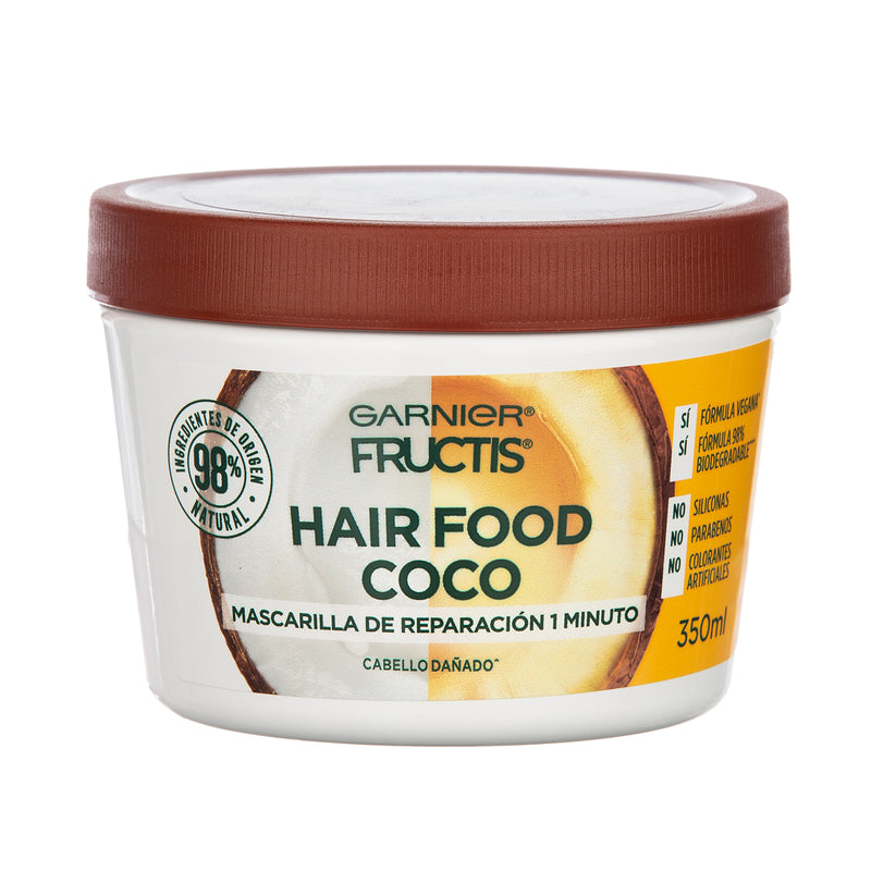 Fructis Hair Food Coconut 350 ml