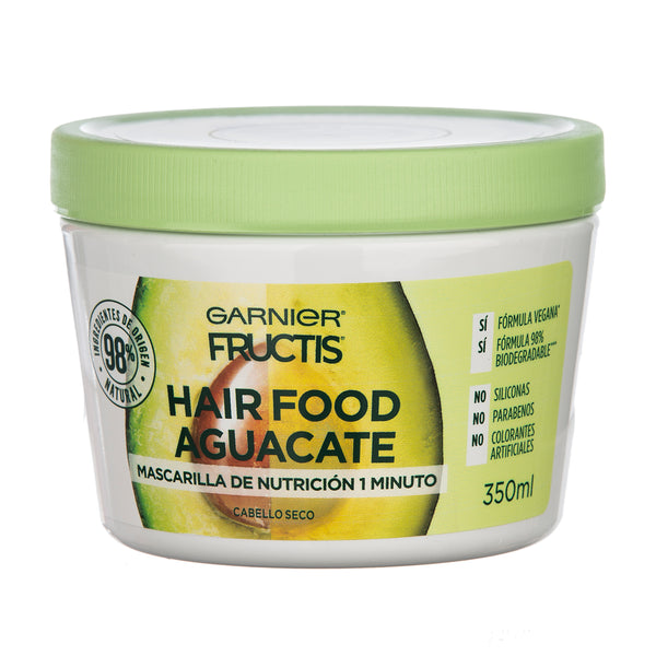 Fructis Hair Food Aguacate 350 ml
