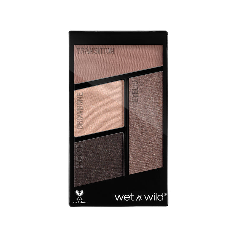 WNW Color Icon Eye Shadow QUAD - SOMBRA CUARTETO
