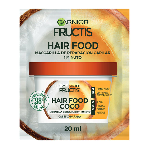 Fructis Hair Food Coconut Sachet 20 g