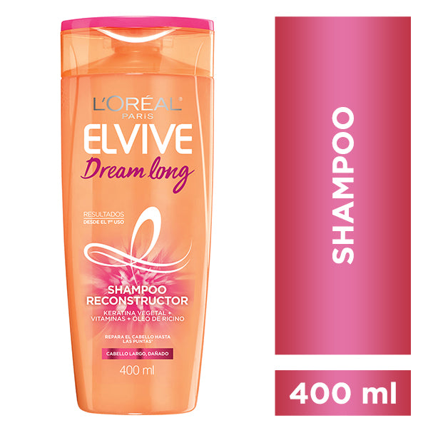 ELVIVE DREAM LENGTH SHAMPOO 400 ml