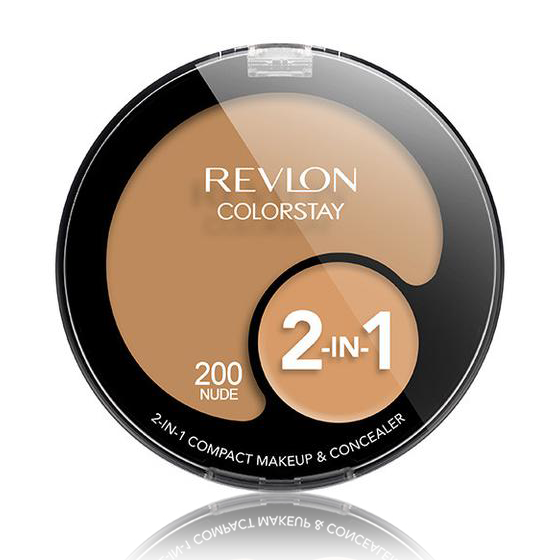 Revlon Colorstay 2 In 1 Compact Make Up & Concealer