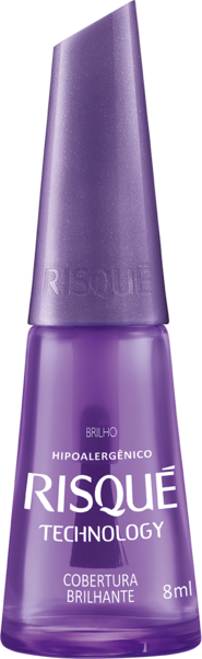 Risqué Top Coat Brillo