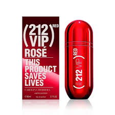 Carolina Herrera 212 VIP Rosé Red Edition EDP
