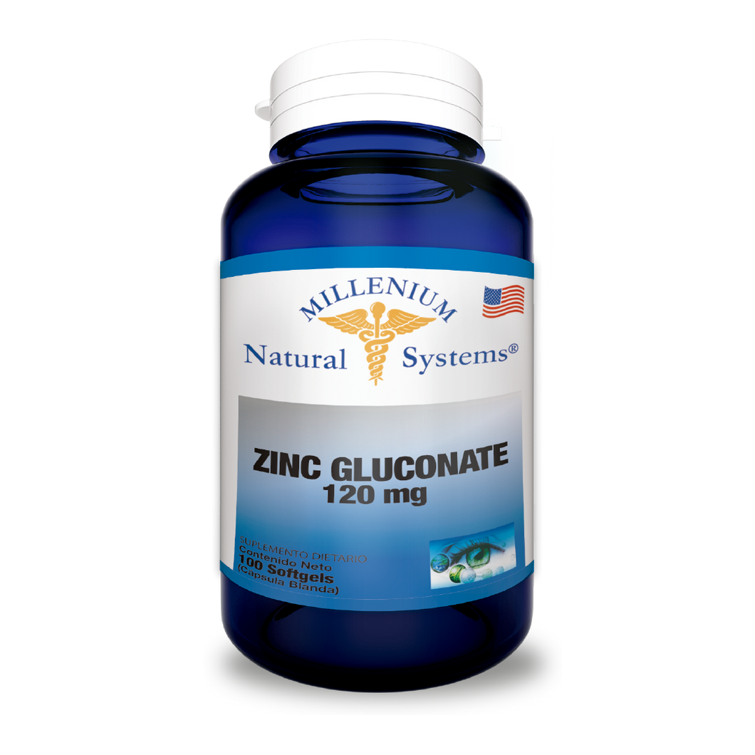 Zinc Gluconate 120 mg