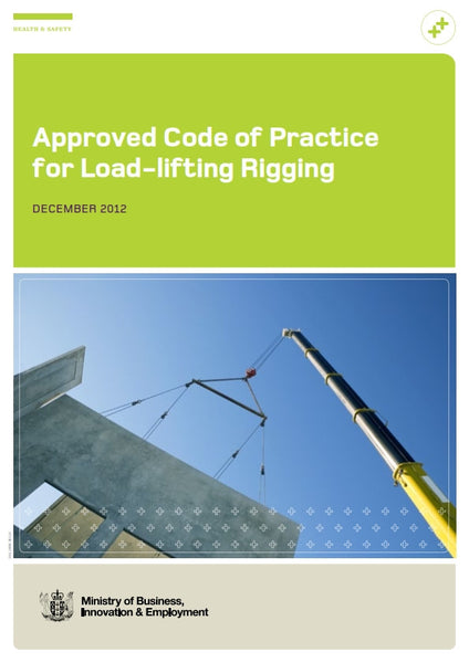 A5 ACOP Load Lifting and Rigging 5th Edition