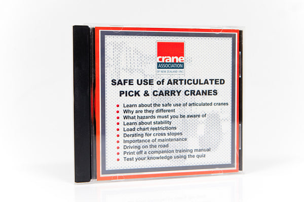 Safe use of Articulated Pick & Carry Cranes
