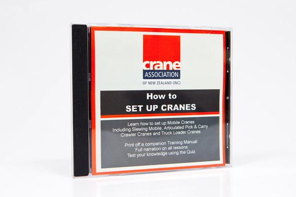 How to Setup Cranes