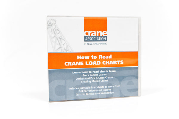 How to Read Crane Load Charts