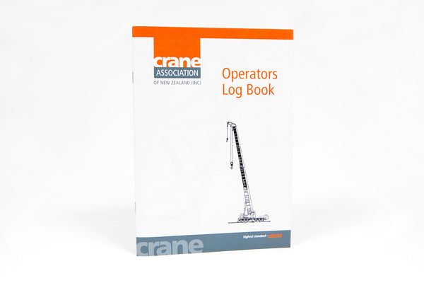 Crane Operators Logbook
