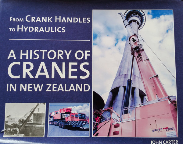 History of Cranes in New Zealand