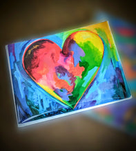 Load image into Gallery viewer, Joani Rothenberg FLAT CARD PACK HEART