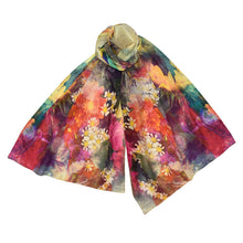 Load image into Gallery viewer, Dupatta EXPLOSION COLOR SCARF
