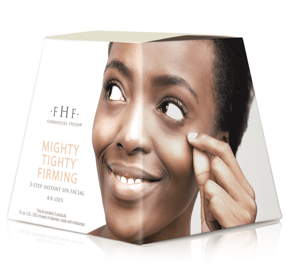 FarmHouse Fresh MIGHTY TIGHTY 3-STEP SPA FACIAL