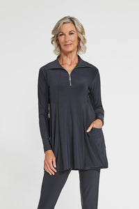 Sympli DOUBLE TAKE TUNIC LONG SLEEVES