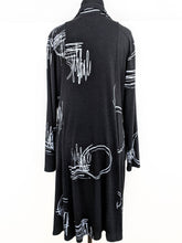 Load image into Gallery viewer, Chalet BAMBOO ZIP NECK DRESS