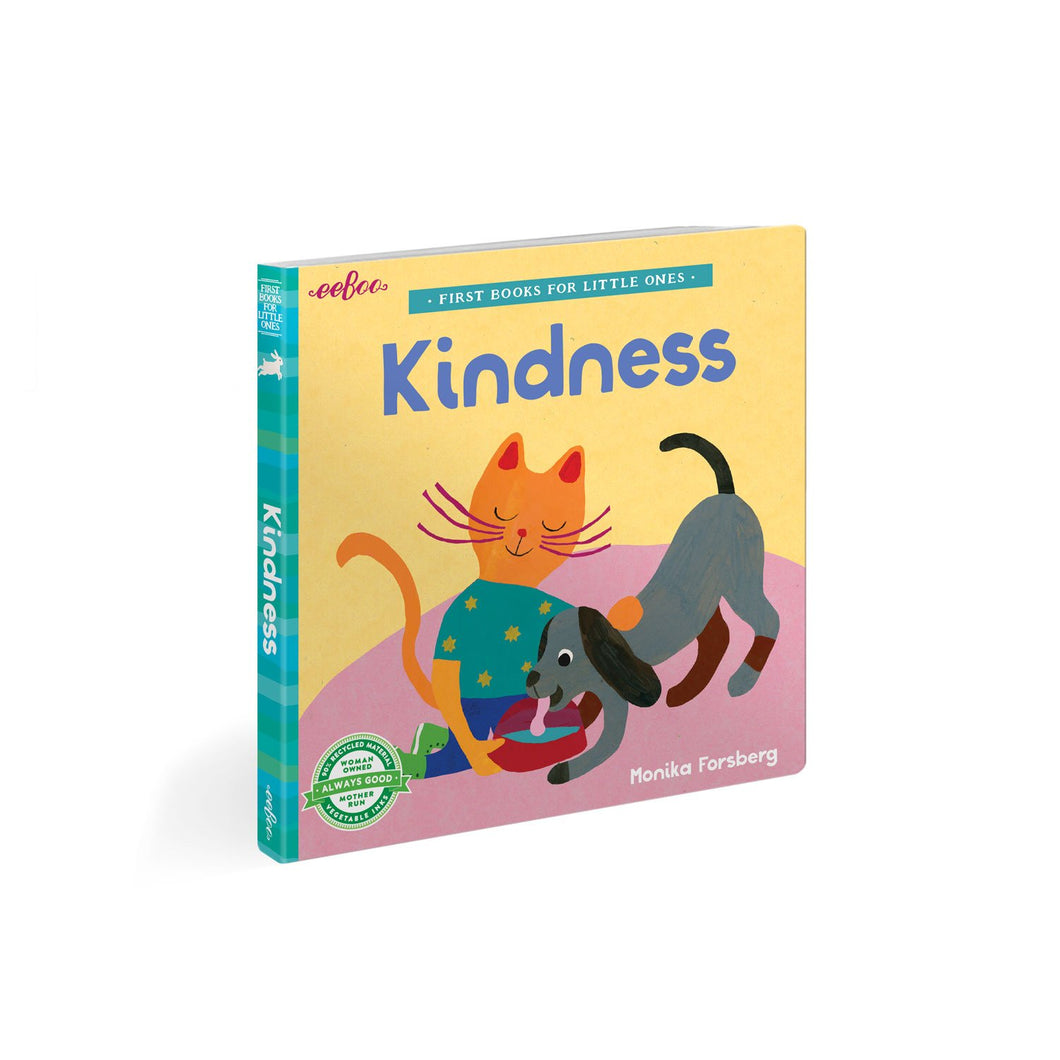 eeboo KINDNESS BOARD BOOK