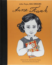 Load image into Gallery viewer, Little People, Big Dreams book: ANNE FRANK