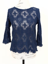 Load image into Gallery viewer, Cut Loose LACE BOXY TOP