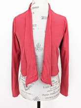 Load image into Gallery viewer, Cut Loose LINEN JERSEY CARDI