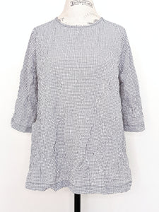 Chalet CRUSH 3/4 SLEEVE TOP