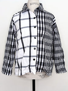 Liv by Habitat WINDOWPANE SHIRT