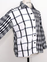 Load image into Gallery viewer, Liv by Habitat WINDOWPANE SHIRT