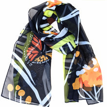 Load image into Gallery viewer, Rigel Stuhmiller MONARCH SCARF