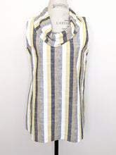 Load image into Gallery viewer, Fenini STRIPE COWL TANK