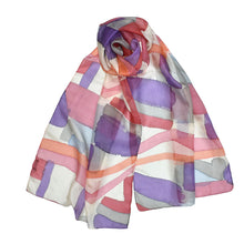 Load image into Gallery viewer, Dupatta COLOR BLOCK SCARF